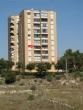 De ligging van het appartement