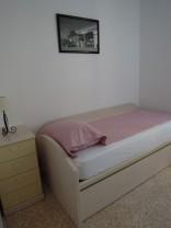 Slaapkamer voor twee personen (onderschuifbed)