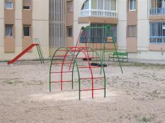 De speeltuin